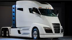 Nikola One Truck