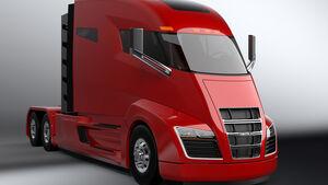 Nikola One Truck und Zero UTV