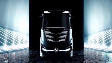 Nikola Semi Elektro-Truck Lkw