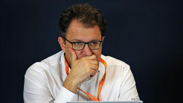 Nikolas Tombazis - FIA - Formel 1