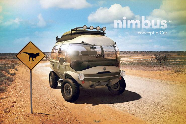 Nimbus Concept e-Car Elektro-SUV