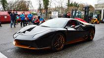 Nimrod Zero, Genfer Autosalon, Messe 2014