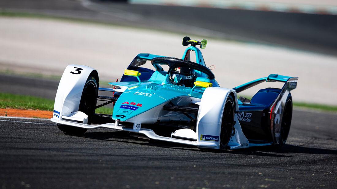 Nio 333 - Formel E - 2019