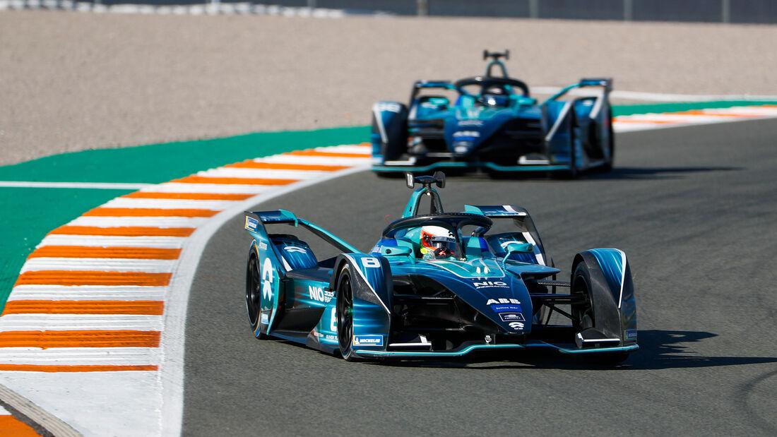 Nio - Formel E