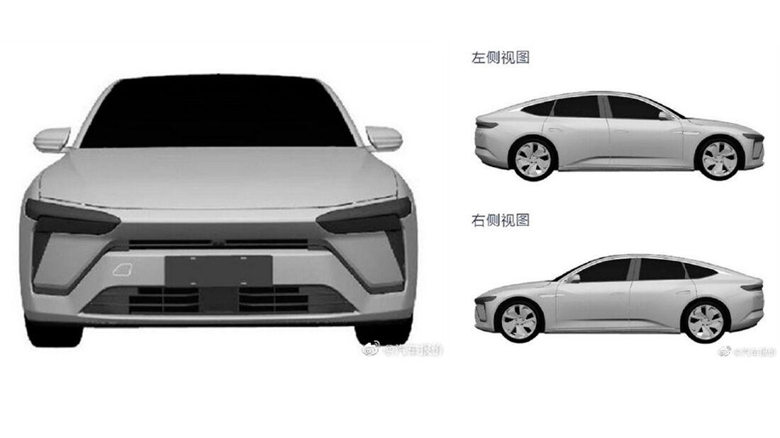 Nio Limousine N. 2021