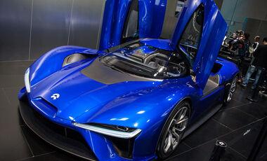 Nio Shanghai Auto Show 2017