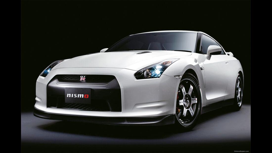 Nismo GT-R Club Sport, Frontansicht