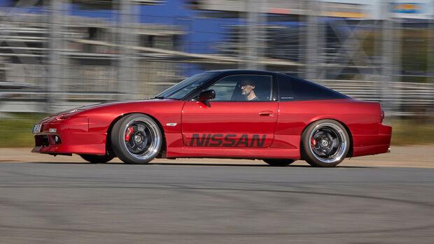 Nissan 200SX Turbo (S13, 1990)