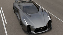 Nissan 2020 Vision Gran Turismo - GT6 Concept 2014