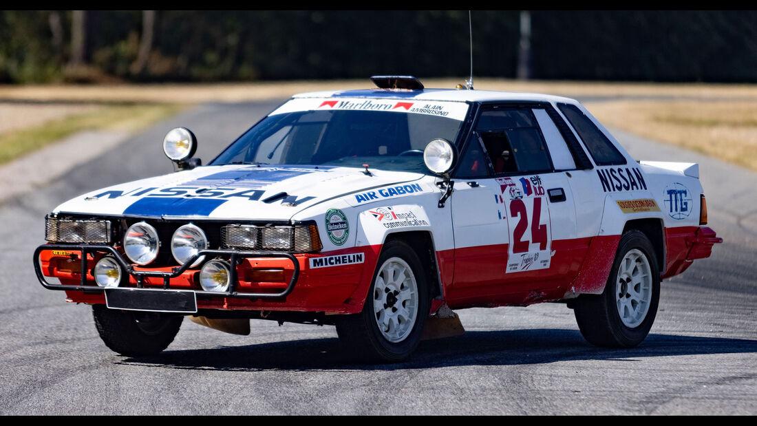 Nissan 240 RS Group B (1986)