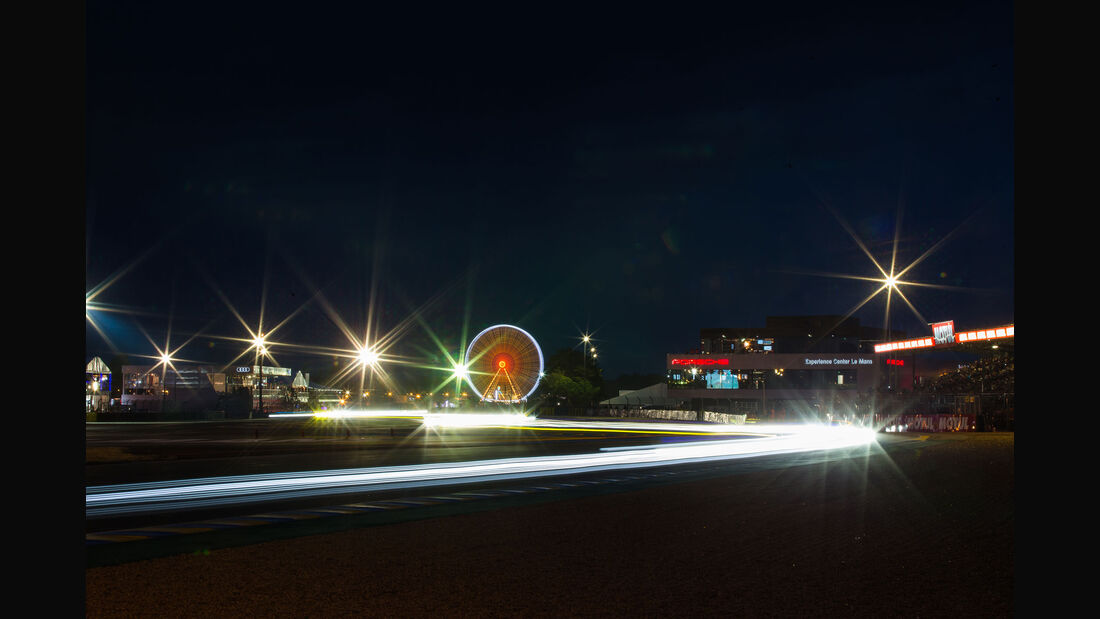 Nissan - 24h Rennen Le Mans - 1. Qualifying - Mittwoch - 10.6.2015