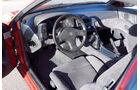 Nissan 300 ZX Twin Turbo, Cockpit