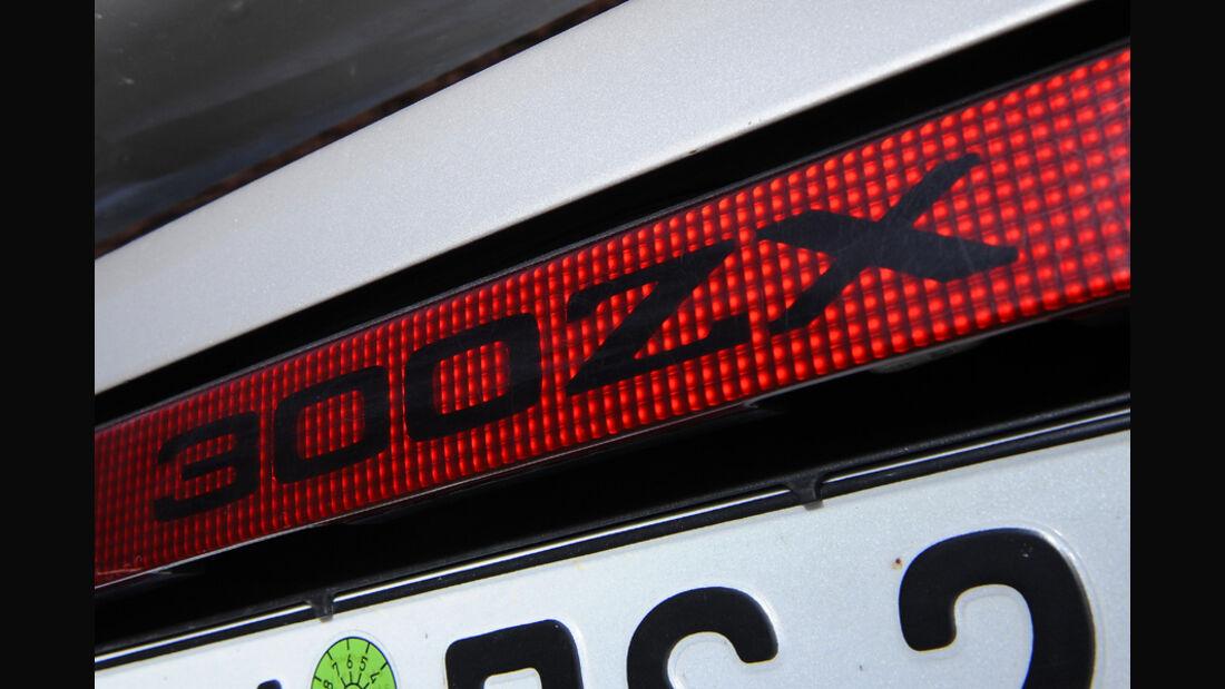 Nissan 300 ZX, Typ Z31, Baujahr 1986, 300ZX-Schriftzug