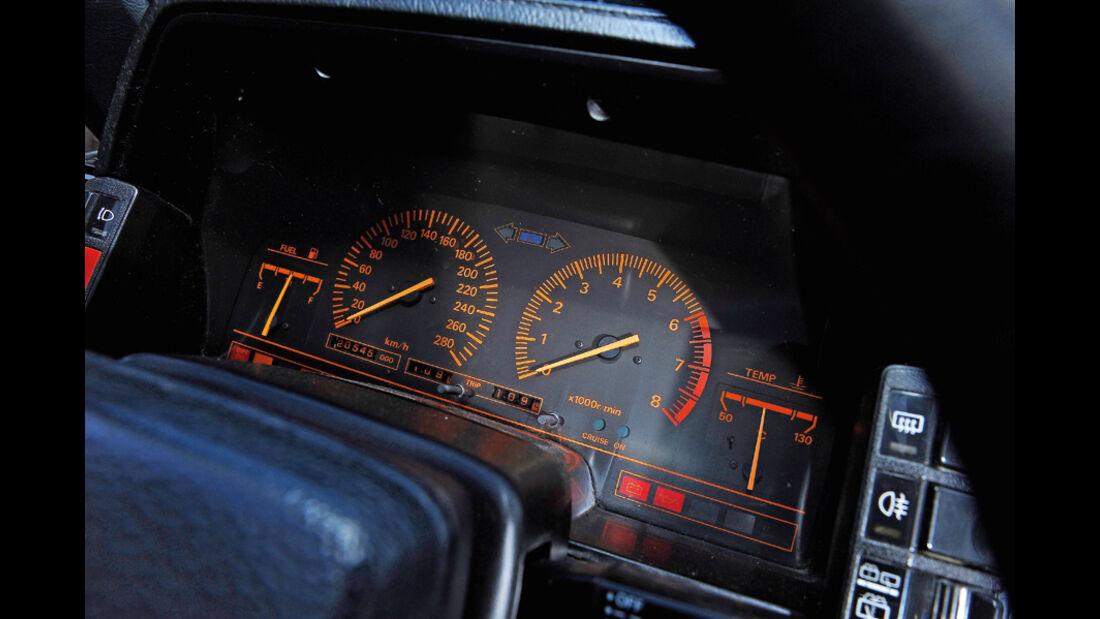 Nissan 300 ZX, Typ Z31, Baujahr 1986, Instrumentenbrett