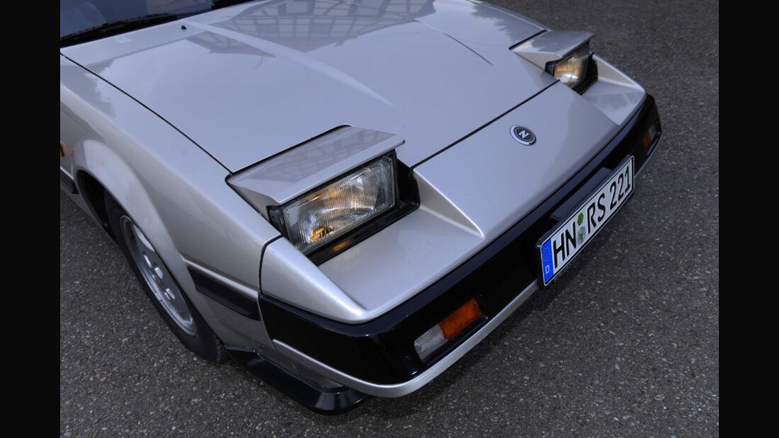 Nissan 300 ZX, Typ Z31, Baujahr 1986, Motorhaube
