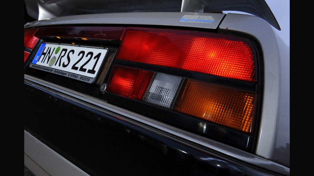 Nissan 300 ZX, Typ Z31, Baujahr 1986, Rückleuchten