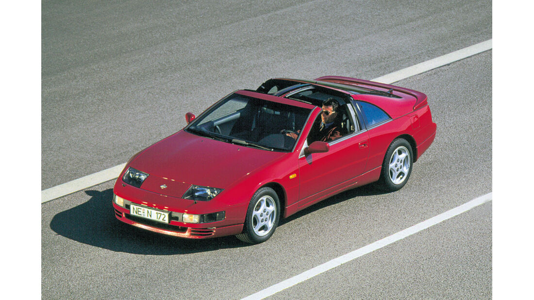 Nissan 300 ZX, Typ Z32