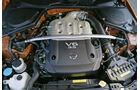 Nissan 350 Z Coupé, Motor