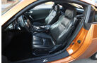 Nissan 350Z, Interieur