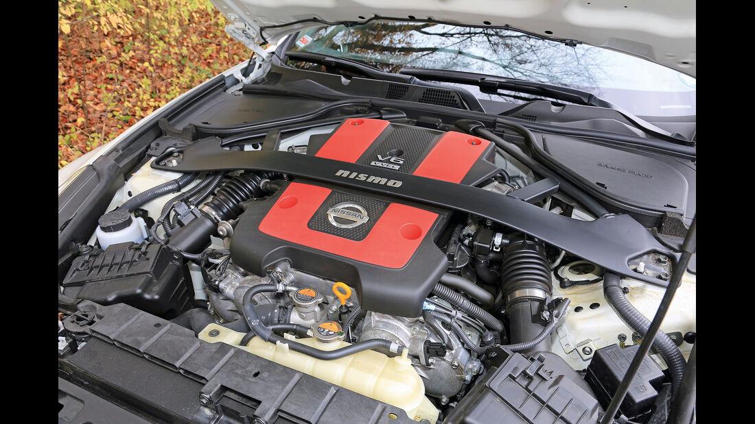 Nissan 370 Z Nismo, Motor