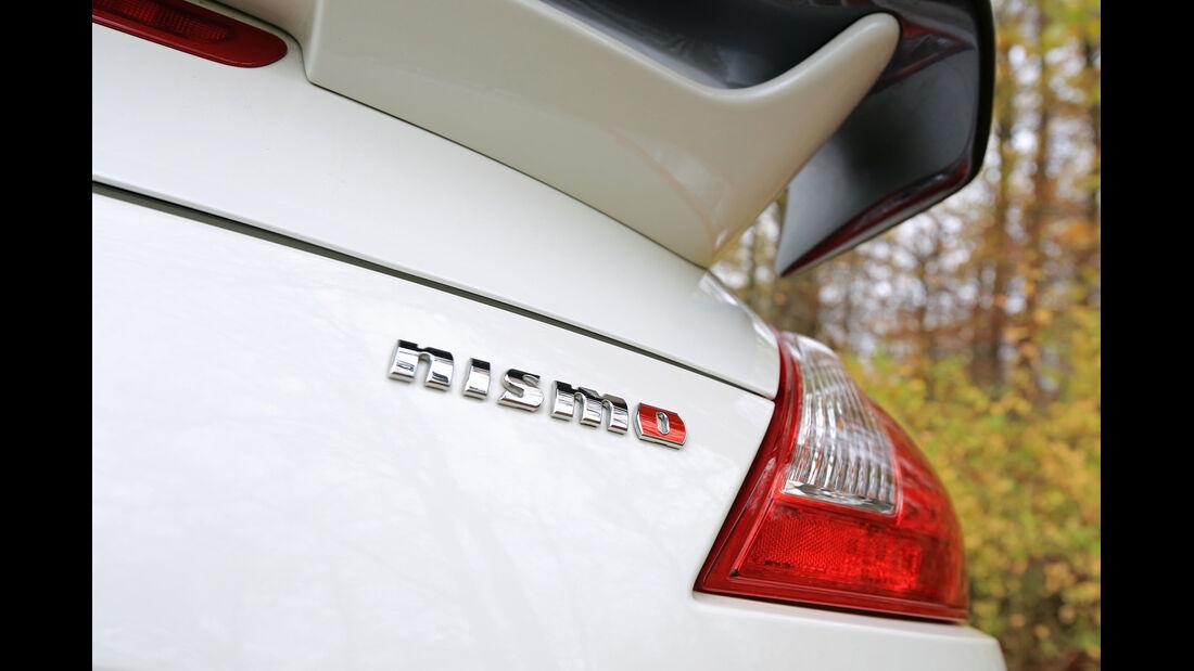 Nissan 370 Z Nismo, Typenbezeichnung