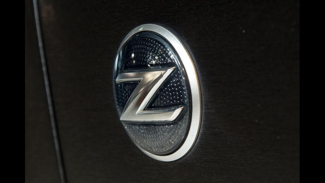 Nissan 370Z, Emblem