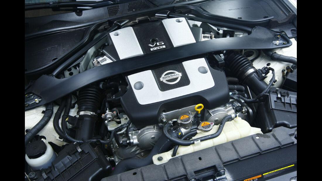 Nissan 370Z Roadster Motor
