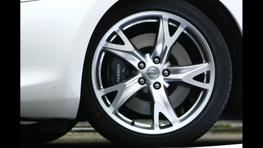 Nissan 370Z Roadster Rad