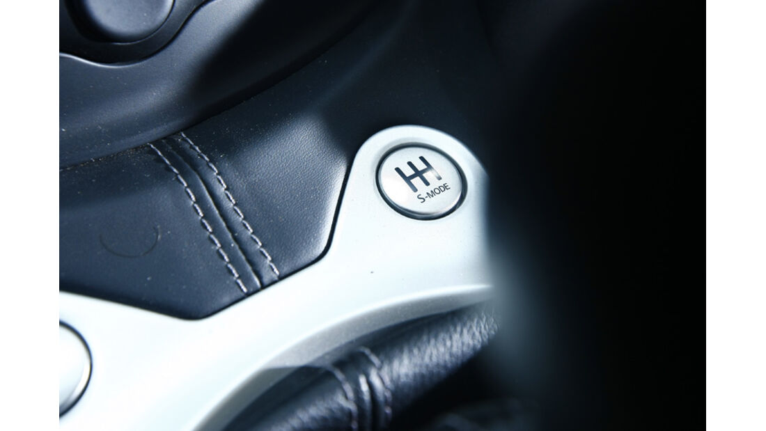 Nissan 370Z Roadster Schalter