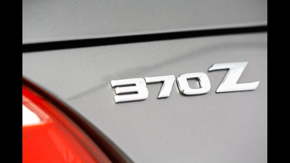 Nissan 370Z, Typenbezeichnung