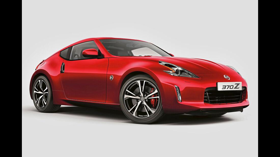 Nissan 370z, Best Cars 2020, Kategorie G Sportwagen