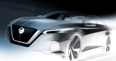 Nissan Altima 2018 Teaser