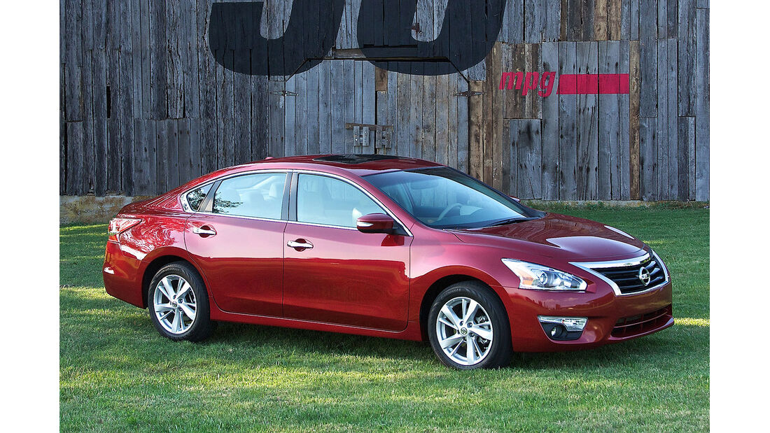 Nissan Altima USA 2013