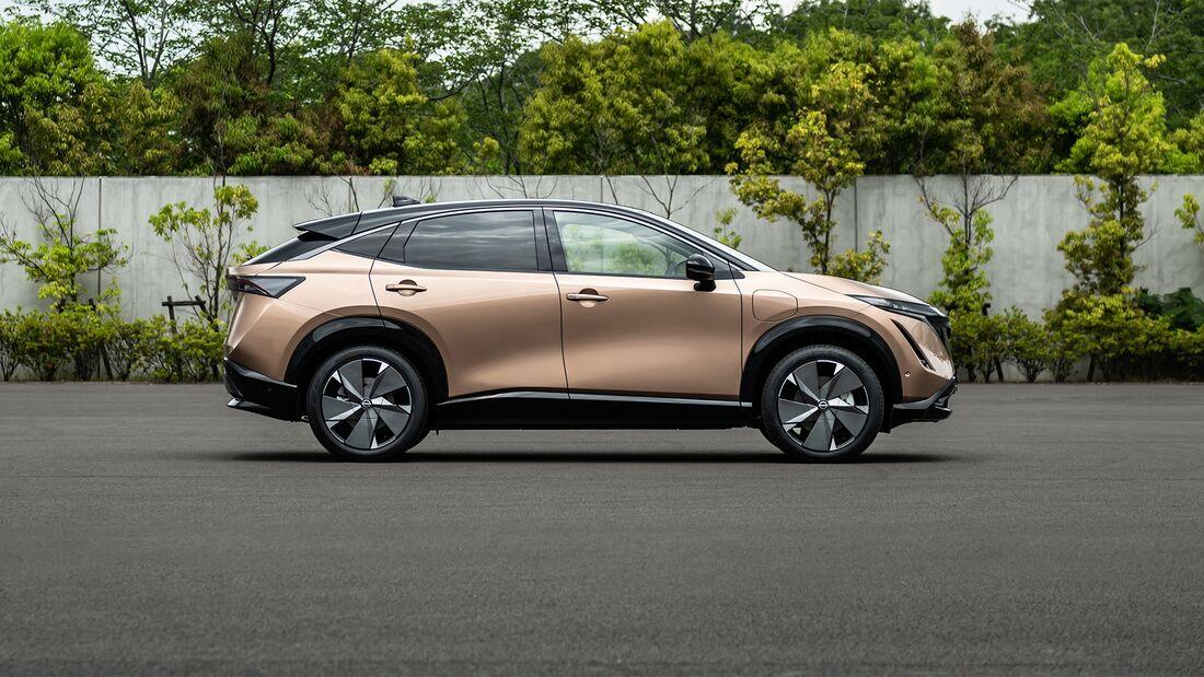 Nissan Ariya Elektroauto