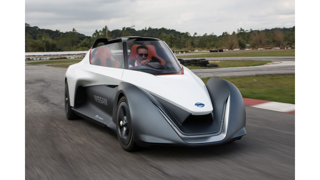 Nissan BladeGlider Goodwood Festival of Speed 2017