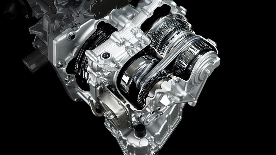 Nissan CVT-Getriebe
