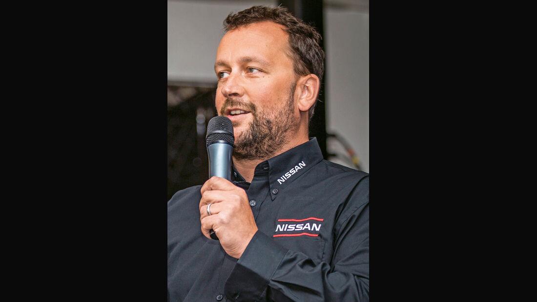 Nissan, Darren Cox