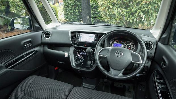 Nissan Dayz Roox - Fahrbericht - Kei-Car - Tokio Motor Show 2019
