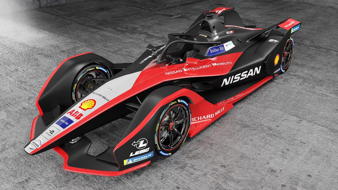 Nissan E-Dams - Formel E - 2019