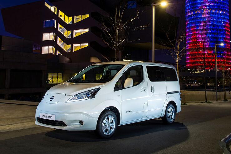 Nissan Evalia NV200 Electric
