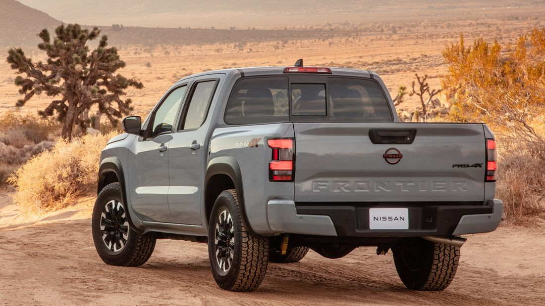 Nissan Frontier (USA) Pickup 2021