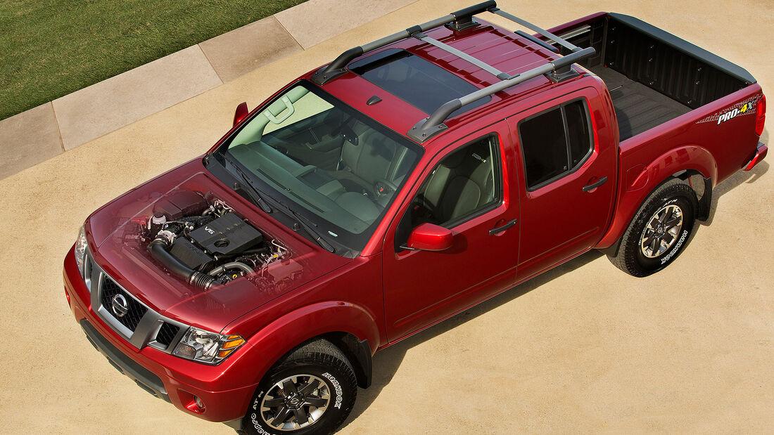 Nissan Frontier V6 2020