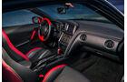 Nissan GT-R 2014, Innenraum, Cockpit
