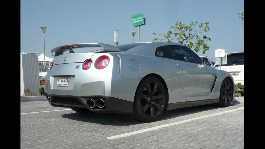 Nissan GT-R Abu Dhabi