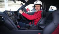 Nissan GT-R, Cockpit, Jörn Thomas