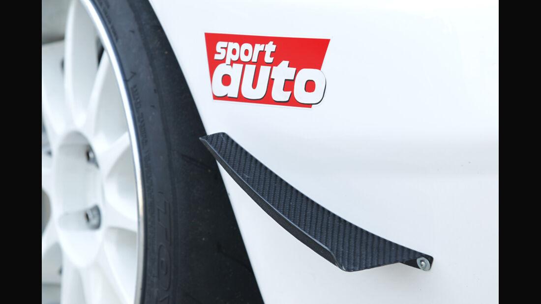 Nissan GT-R, Detail, Motorhaube