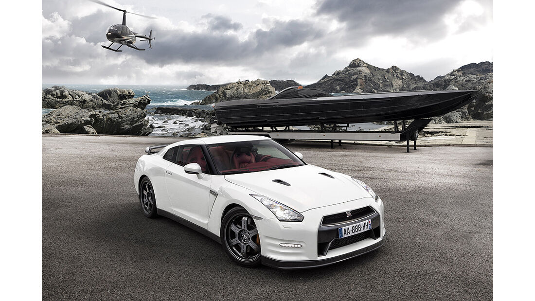 Nissan GT-R Egoist