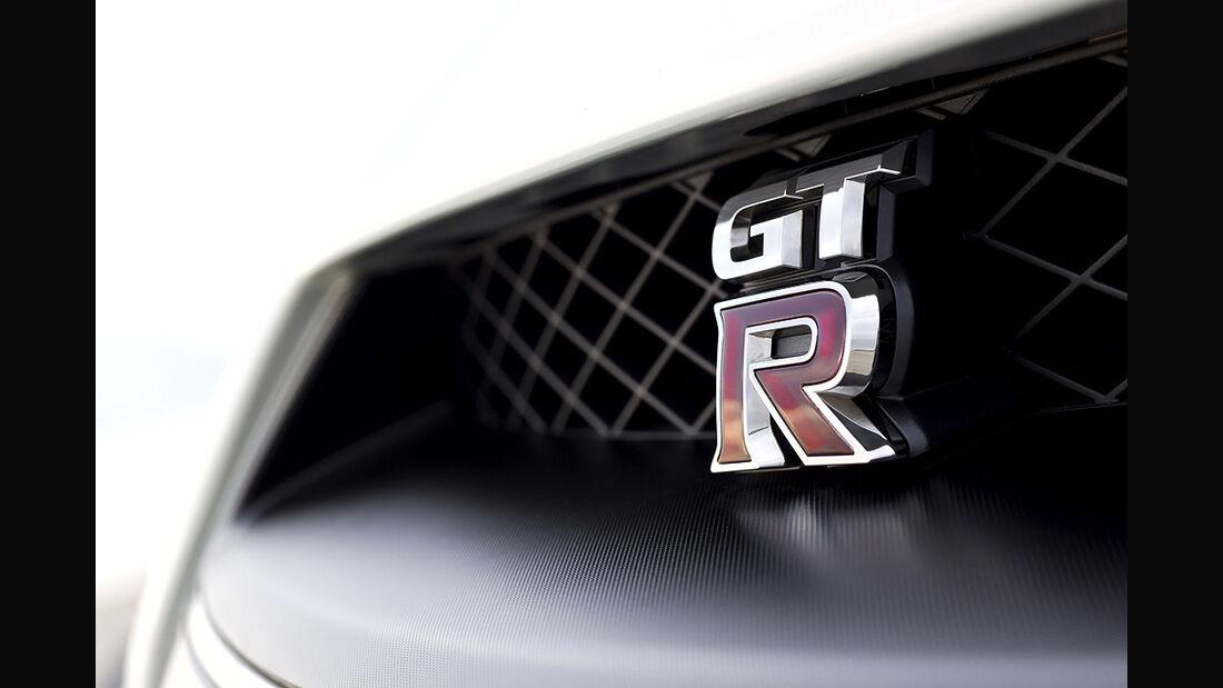 Nissan GT-R Egoist, Emblem