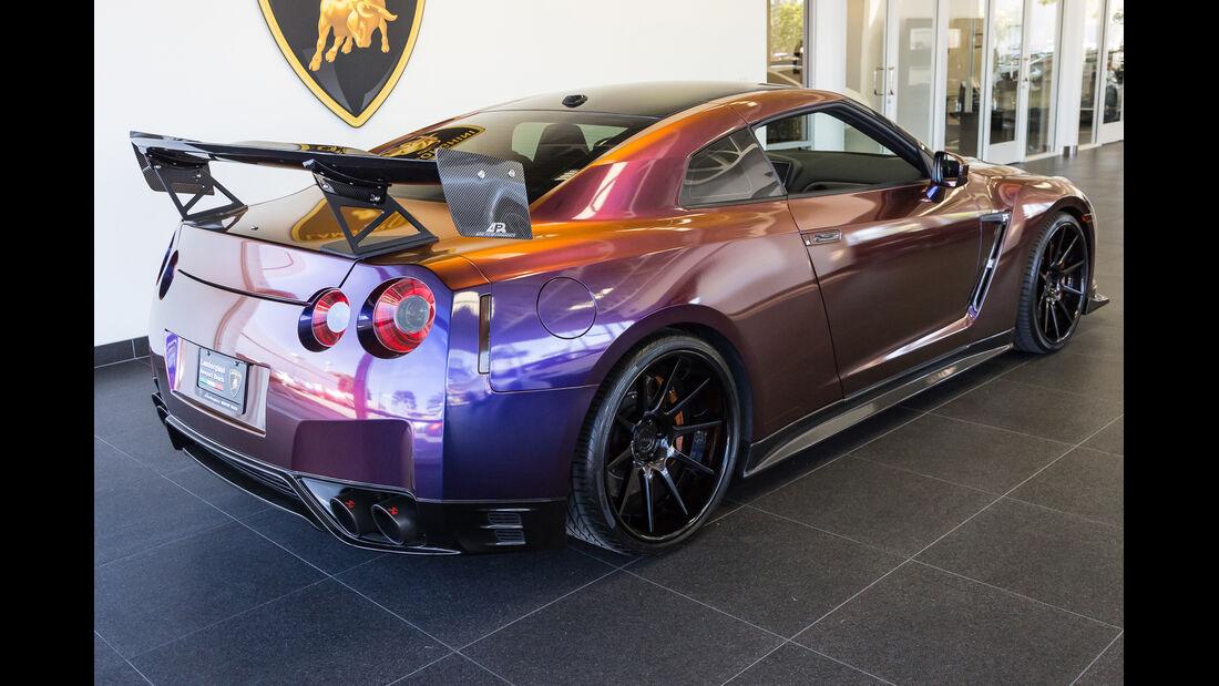 Nissan GT-R - Folientrends / Spezial-Lackierung - 2017