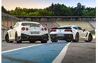 Nissan GT-R Nismo - Chevrolet Corvette Z06 - Sportwagen